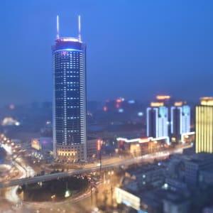 Crowne Plaza à Xian: Exterior View