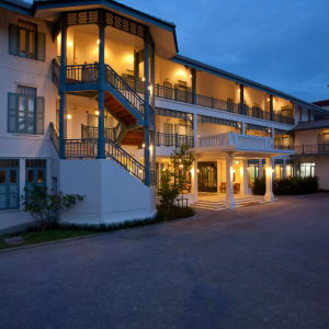 Devasom Hua Hin Resort: Facade