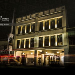 The Ranee Boutique Suites in Kuching: Facade