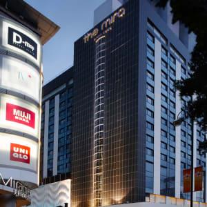 The Mira Hong Kong: Facade