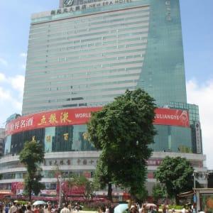 New Era in Kunming: Facade