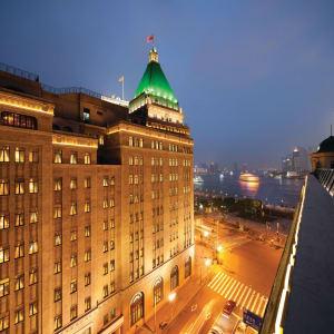 Fairmont Peace in Shanghai: Facade