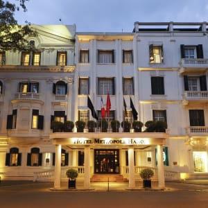Sofitel Legend Metropole à Hanoi: Facade By Night