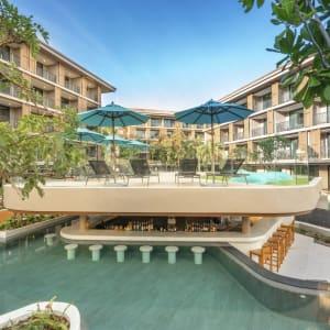 La Flora Khao Lak:  Flora Wing exterior