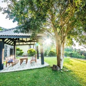 Melheim Resort à Ella/Haputale/Koslanda: Garden
