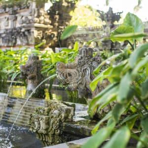 Nusa Dua Beach Hotel & Spa à Sud de Bali: Garden