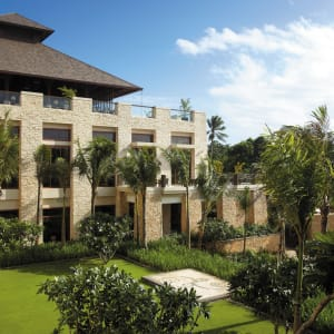 Shangri-La's Boracay Resort & Spa: Garden
