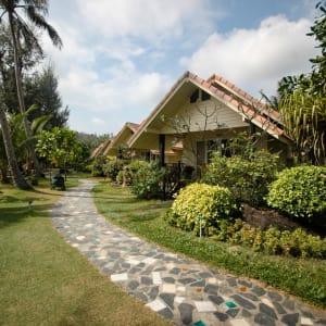 Koh Chang Paradise in Ko Chang: Garden
