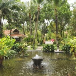 Santiburi Koh Samui à Ko Samui: Garden