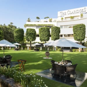 The Claridges à Delhi: Garden