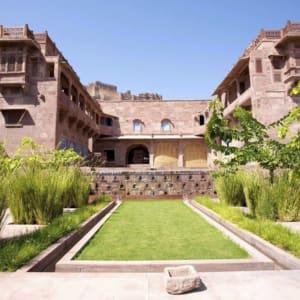 RAAS à Jodhpur: Garden