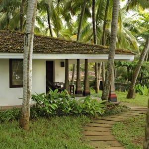 Niraamaya Retreats Surya Samudra à Kovalam: Garden