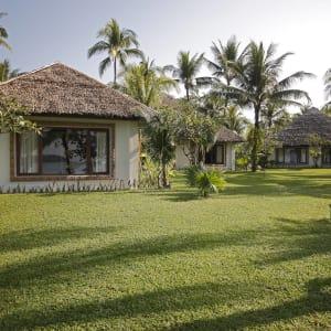 Ngapali Bay Villas & Spa: Garden