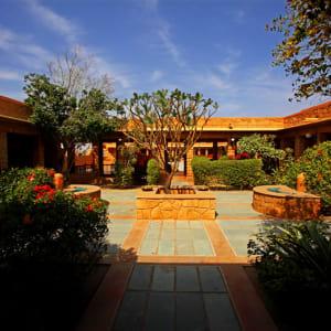 Rawalkot in Jaisalmer: Garden
