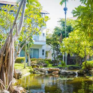 Aonang Villa in Krabi: Garden