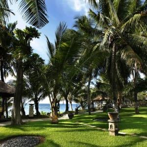 Puri Bagus Lovina à Nord de Bali: Garden