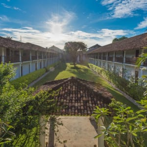The Fortress Resort & Spa in Koggala: Garden