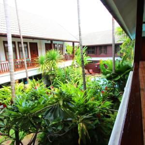 Shewe Wana Boutique Resort & Spa in Chiang Mai: Garden