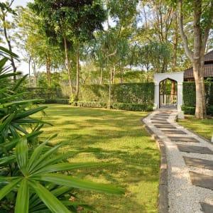 Dusit Thani Krabi Beach Resort: Garden