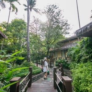 Centara Koh Chang Tropicana in Ko Chang: Garden