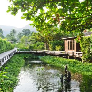 GajaPuri Resort in Ko Chang: Garden Lanai