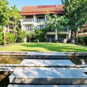 Bodhi Serene in Chiang Mai: grounds