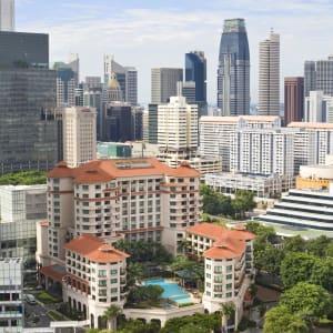 Swissotel Merchant Court in Singapur: Hotel Facade - Day