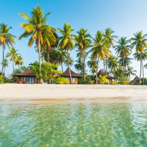Sivalai Beach Resort in Ko Mook: Hotel from outside