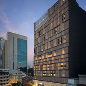 Hotel Stripes Kuala Lumpur: Hotel Overview