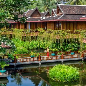 Angkor Village Hotel à Siem Reap: Hotel Pond