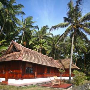 Niraamaya Retreats Surya Samudra à Kovalam: In the Garden