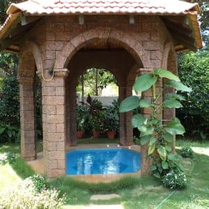 Casa de Goa: JACUZZI