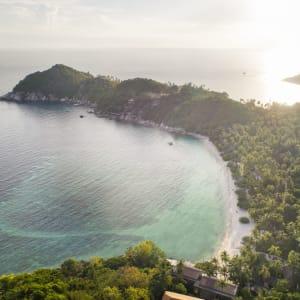 The Beach Club by Haadtien in Ko Tao: Landscape