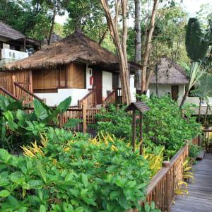 Le Vimarn Cottages & Spa in Ko Samed: Landscape