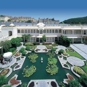 Taj Lake Palace in Udaipur: Lili Pond