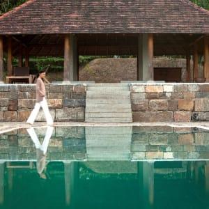 Living Heritage Koslanda à Ella/Haputale/Koslanda: Living Heritage Koslanda pool and ambalama