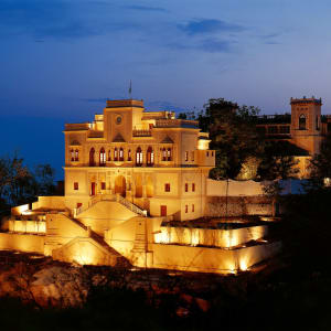 Ananda In The Himalayas in Rishikesh: Maharaja's Palace