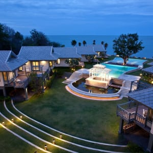 Devasom Hua Hin Resort: Overview