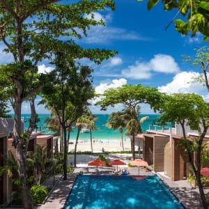 Sai Kaew Beach Resort in Ko Samed: overview