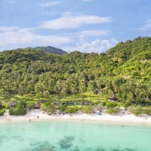 The Beach Club by Haadtien à Ko Tao: overview