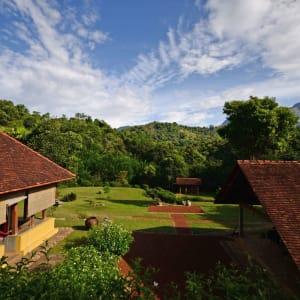 Living Heritage Koslanda à Ella/Haputale/Koslanda: Overview of Living Heritage Koslanda Grounds and Gardens