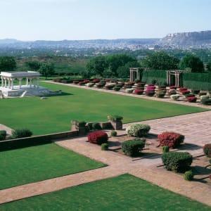 Umaid Bhawan Palace à Jodhpur: Palace Gardens