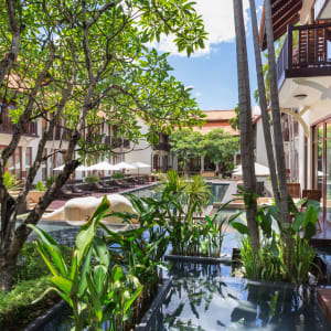 Anantara Angkor Resort in Siem Reap: Pool & Garden