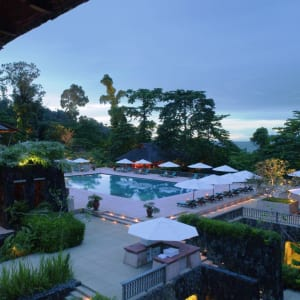 The Datai Langkawi:  Pool View