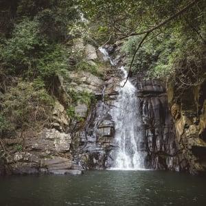 Living Heritage Koslanda à Ella/Haputale/Koslanda: Private waterfall Living Heritage Koslanda