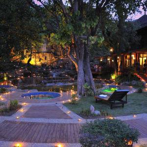 Pristine Lotus Resort in Inle Lake: Recreation Area