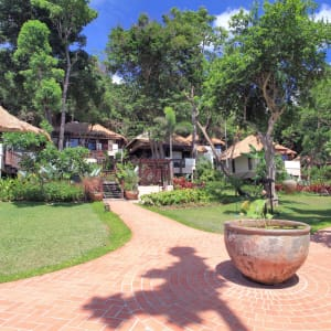 Le Vimarn Cottages & Spa in Ko Samed: Resort area