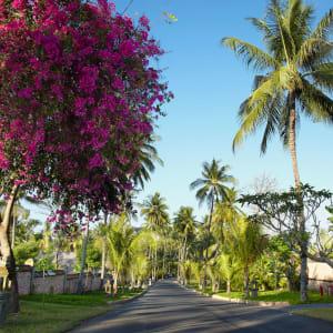 The Oberoi Beach Resort, Lombok: Resort entrance
