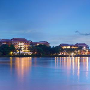 Anantara Riverside Bangkok Resort: Riverview