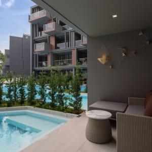 La Vela Khao Lak: room: Pool Access Room   Terrace